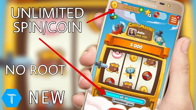 Coin Master Android/ios use { Unlimited Coin / Spins } Mod apk Download No Root (2018)