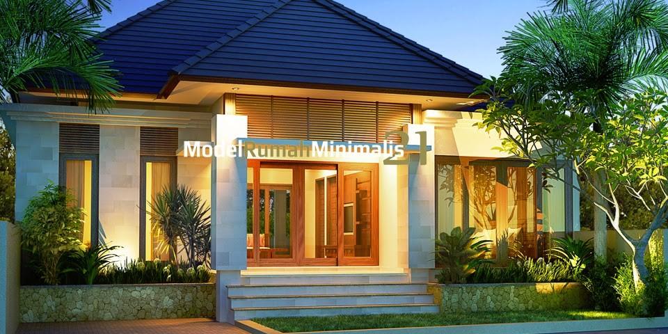 Desain Rumah Tipe 110 1 Lantai