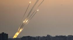 400 quả Rocket bắn vào lãnh thổ Israel trong suốt 24 giờ qua
