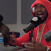 Meek Mill cospe novo freestyle no programa do Funkmaster Flex