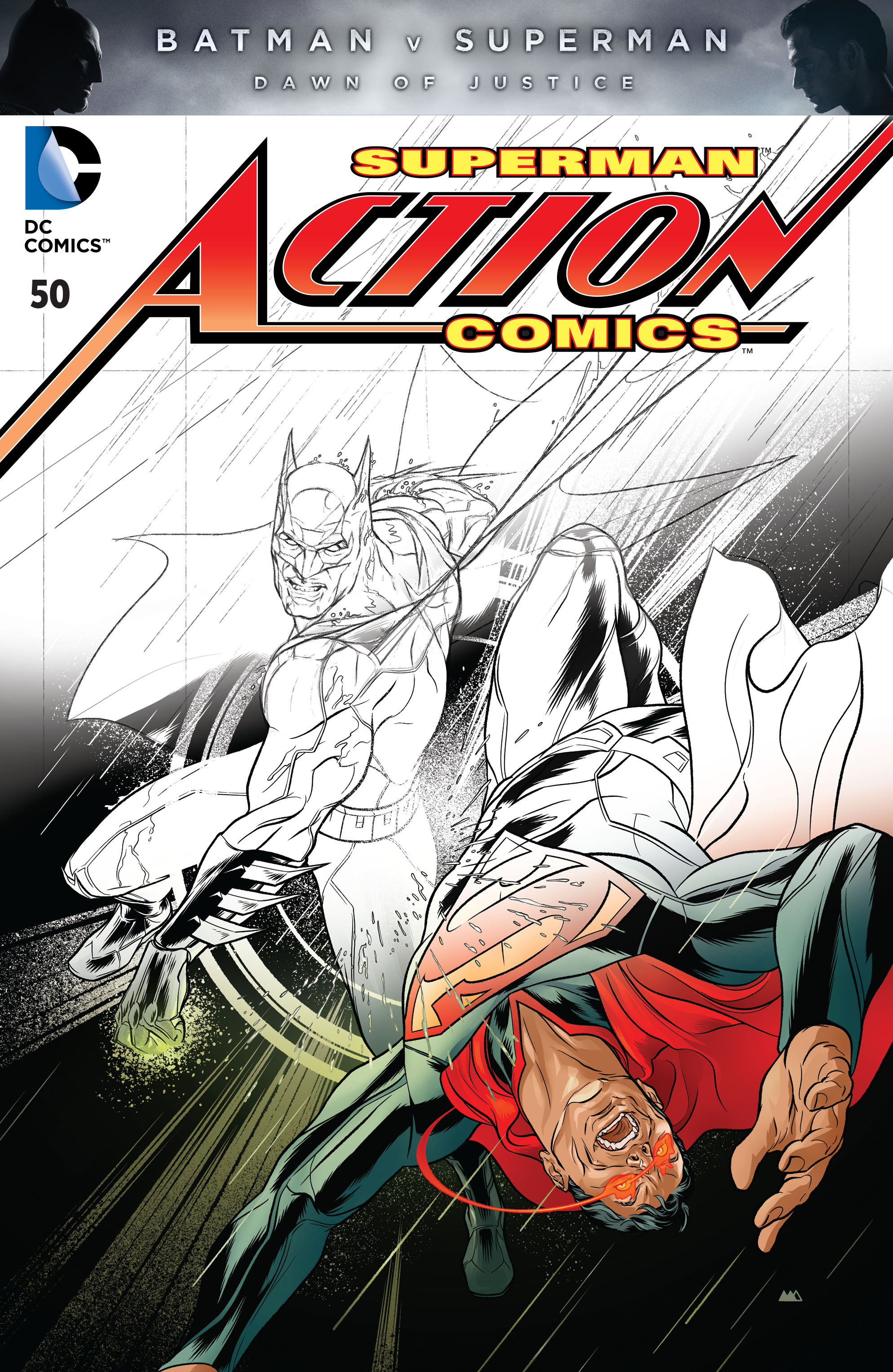 Read online Action Comics (2011) comic -  Issue #50 - 3