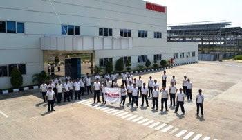 Lowongan Kerja Jobs :  Staff Dokumen Kontrol, Staff Purchasing Min SMA SMK D3 S1 PT Nichirin Indonesia