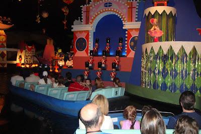 It's a Small World no Magic Kingdom em Orlando - Florida