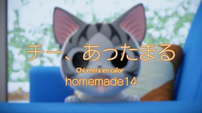 Chi's Sweet Home (2016) Capítulo 14 Sub Español