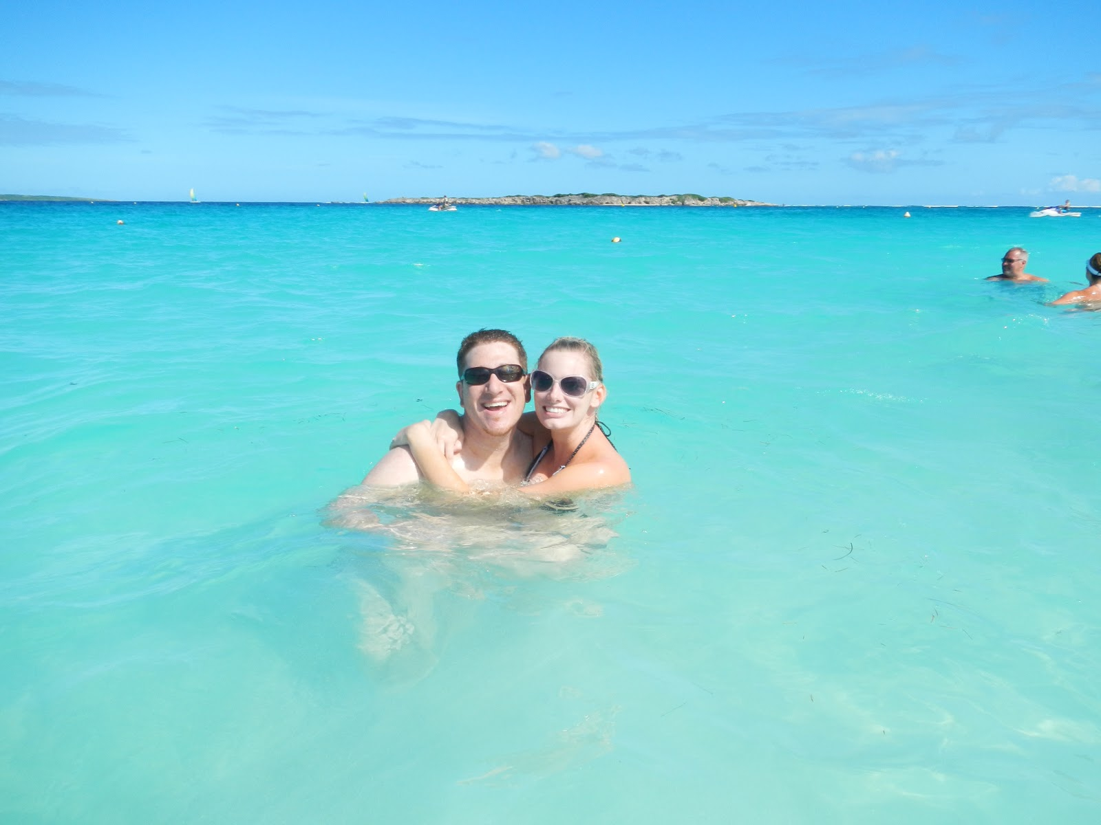 Celebrate Life Everyday: St Martin- the Nude Beach :)