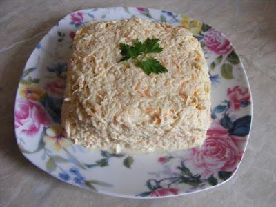 Salata de telina aperitiv reteta,