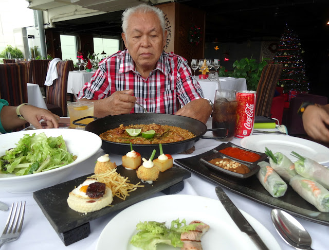 Lunch Shri Restaurant & Lounge in Ho Chi Minh City, Vietnam