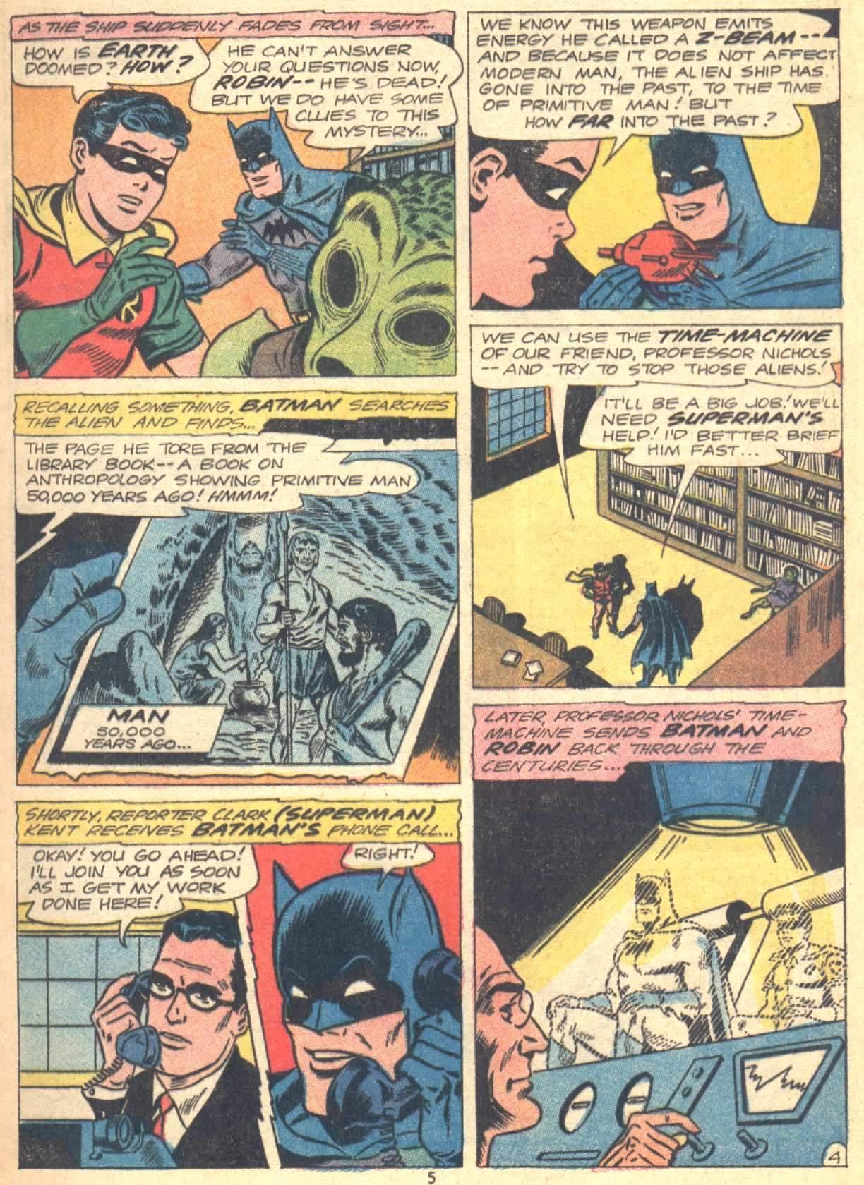Read online World's Finest Comics comic -  Issue #206 - 6