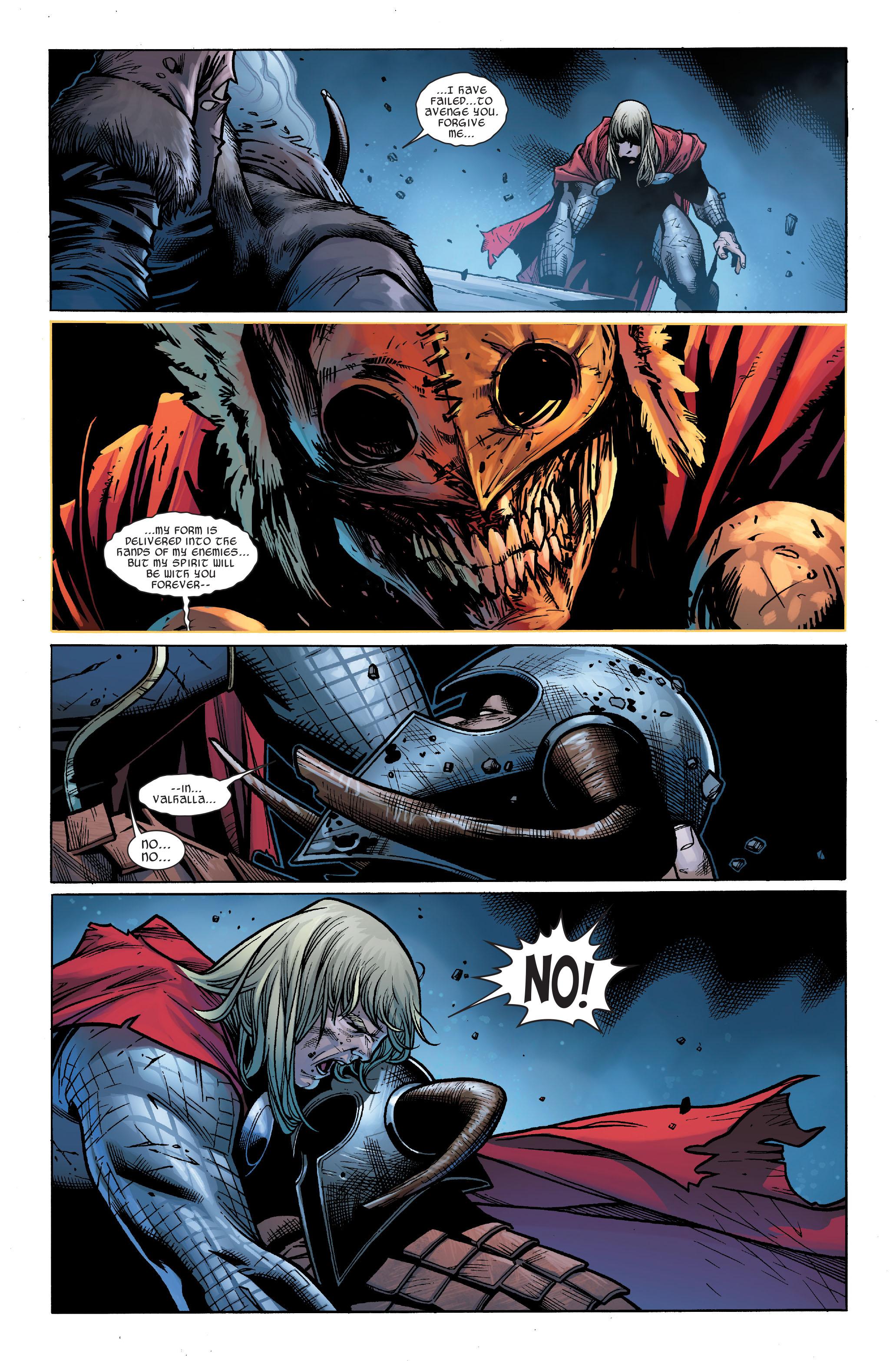 Thor (2007) Issue #600 #13 - English 38