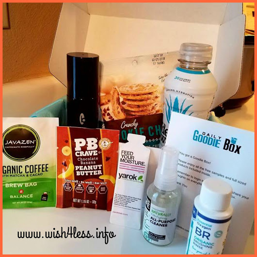 FREE Daily Goodie Box