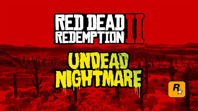 red dead redemption 2 undead nightmare dlc teased