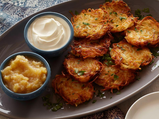 Happy Hanukkah Food & Recipes