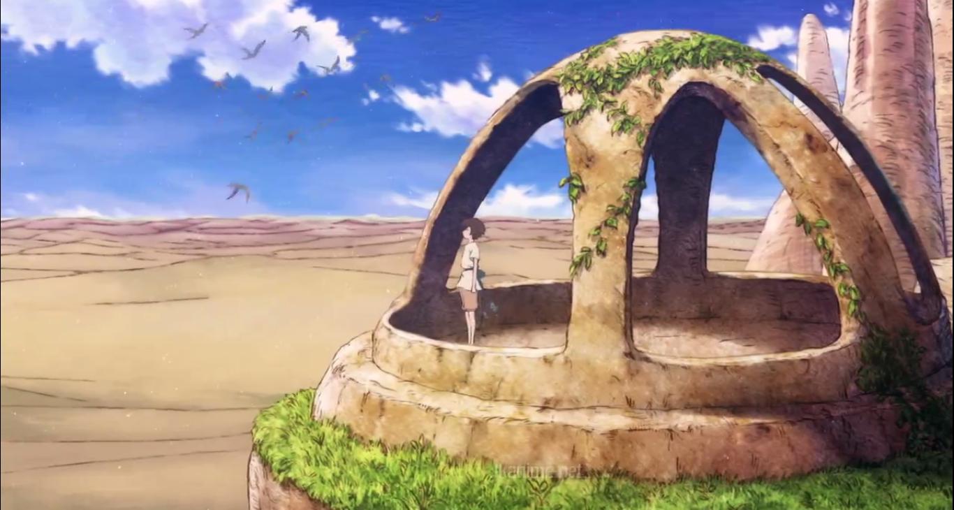 Kujira no Kora wa Sajou ni Utau Review Capítulo 4 Chakuro Torre