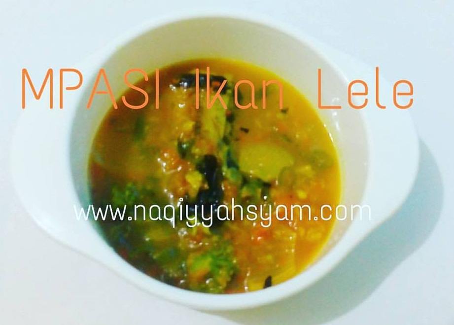 Naqiyyah Syam I Blogger Parenting Dan Lifestyle Lampung Resep Mpasi 1 Tahun Ikan Lele Plus Sayuran