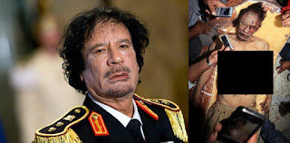 Nigerian Man Lists 15 Reasons Why Libyan Ex-President Ghadaffi Was The Best President In Africa Claims Americans Killed Him Out Of Jealousy