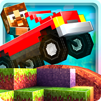 Game Blocky Roads Hack Mod