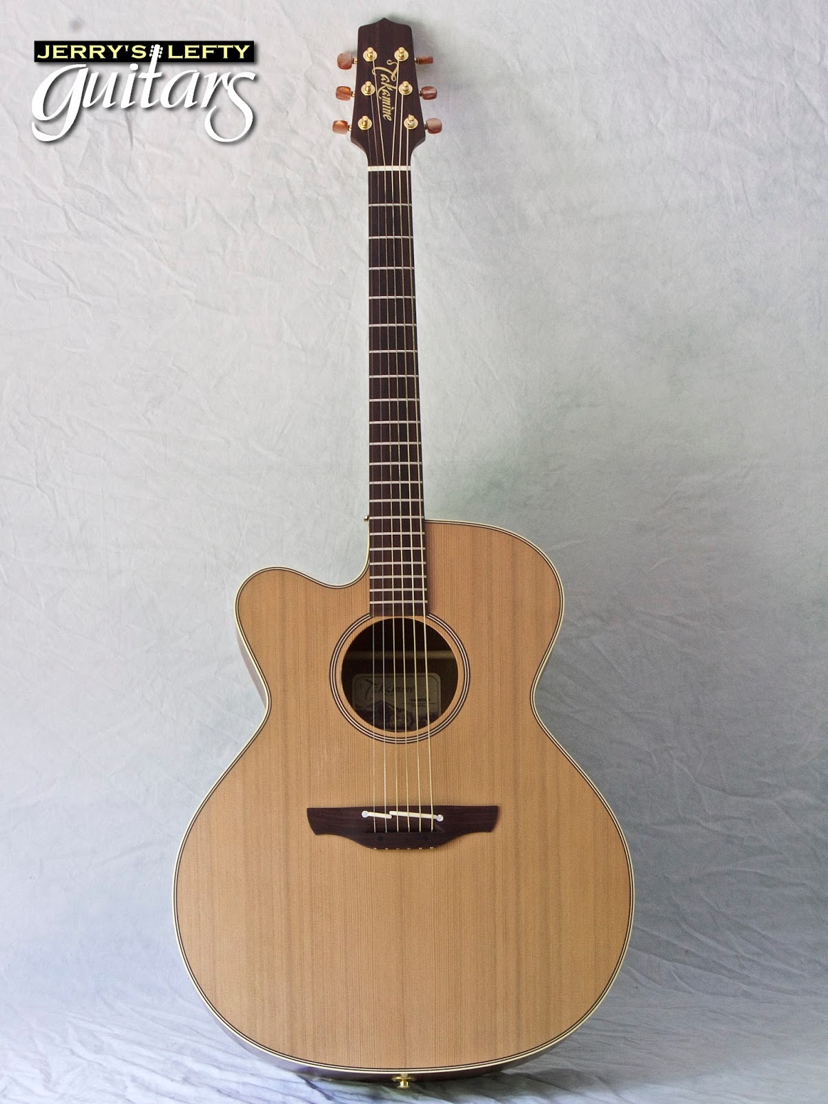 Jerry's Lefty Guitars newest guitar arrivals. Updated ...