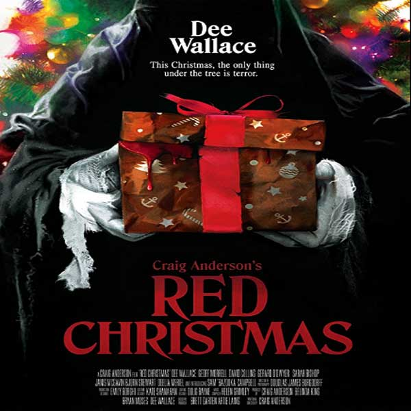 Red Christmas, Red Christmas Synopsis, Red Christmas Trailer, Red Christmas Review, Poster Red Christmas