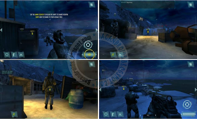 free download Game Call of Duty Strike Team Apk Full Data