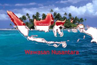 Hakikat Implementasi Wawasan Nusantara