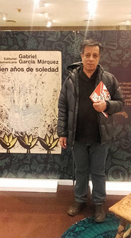 "Antonio Ramón Gutiérrez: ""El fantasma del sufrimiento del poeta se filtró sin duda en Alfonsina Storni"" ,por Rolando Revagliatti"