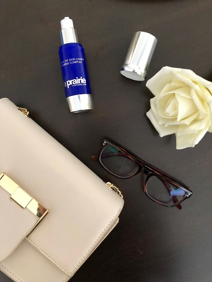 Fitness And Chicness-La Prairie Extrait Of Skin Caviar Firming Complex-1