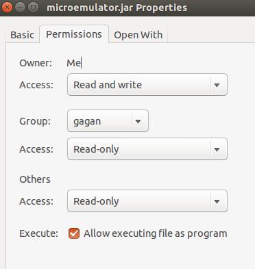 Install and Run Opera Mini on your Ubuntu desktop