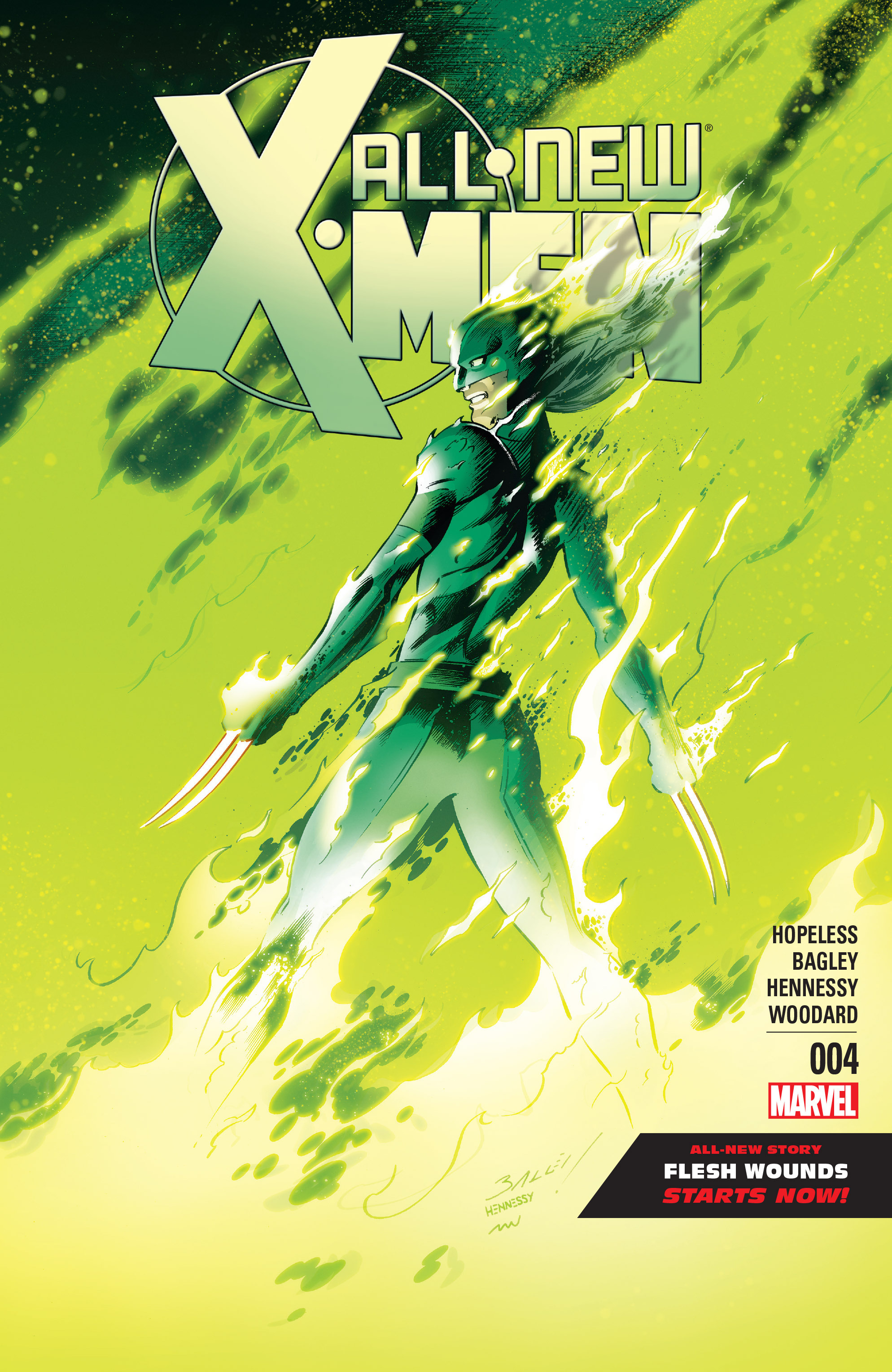Read online All-New X-Men (2016) comic -  Issue #4 - 1