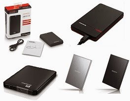 Amazing Price: Buy 1 TB External Hard Disk @ 20% Extra Discount – Toshiba Canviofor Rs.3020 | WD Element for Rs.3272 | Lenovo for Rs.3280 | Sony for Rs.3599