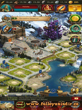 Vikings War of Clans Apk indir