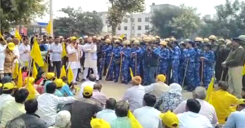 Farmers' concierge to reach Faridabad from Madhya Pradesh
