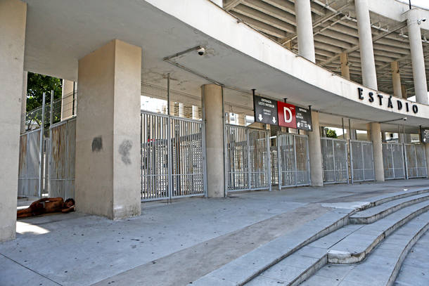 Reforma do Maracanã para a Copa 2014 custou R$ 1,2 bilhão Foto: Fabio Motta/ Estadão
