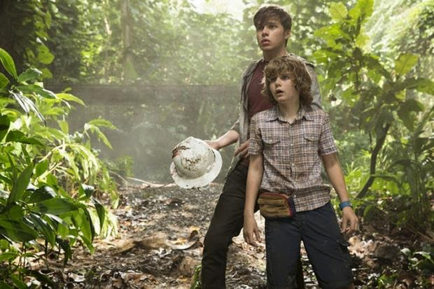 Iron Man 3's Ty Simpkins Stars in New Jurassic World Movie
