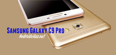 Samsung Launches Galaxy C9 Pro with 6GB RAM And SD-653 In China