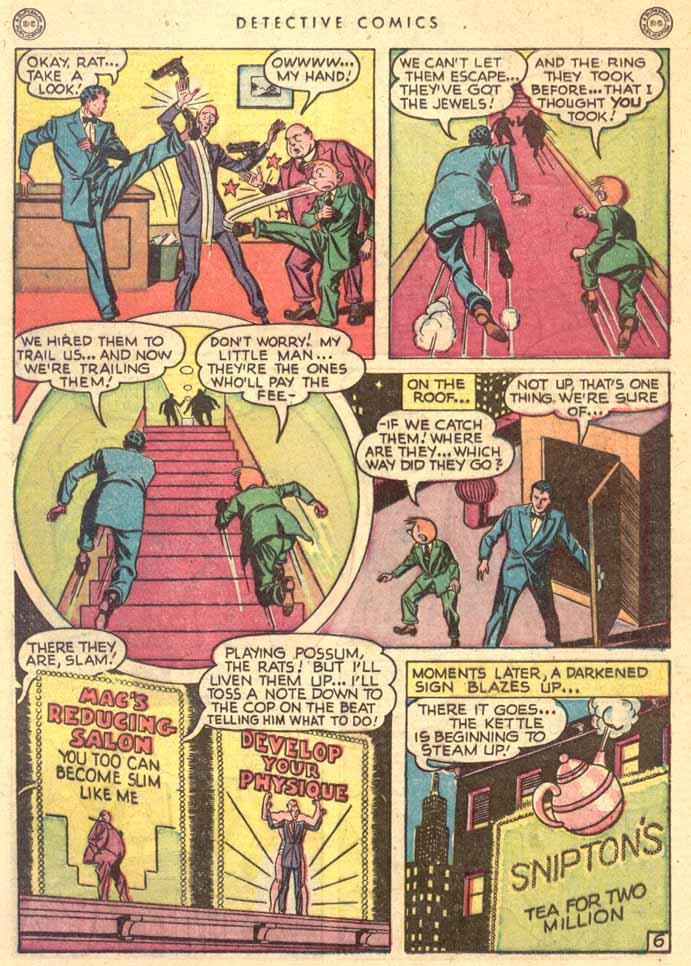 Read online Detective Comics (1937) comic -  Issue #147 - 23