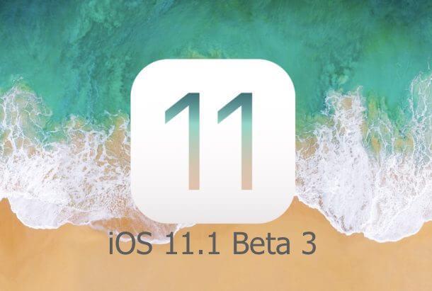 نتيجة بحث الصور عن نظام IOS 11.1 بيتا3