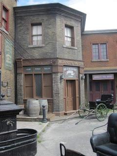 Murphy's Tavern.