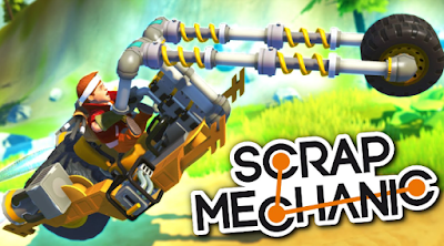 Scrap Mechanic v0.2.2 Free Download For PC