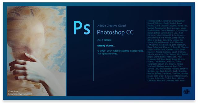 Free Download Adobe Photoshop CC 2016