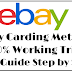 Letest Ebay Carding Method 100% Working with Proof