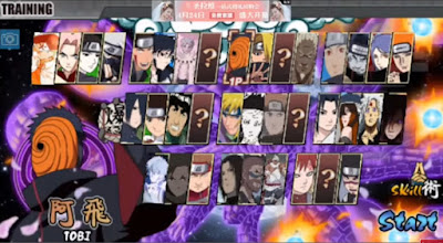 Download Naruto Shinobi Legends Mod Apk