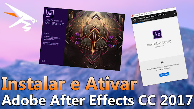 Adobe After Effects 2017 + Crack - Completo em Português-BR