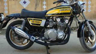 Evolución de las marcas de motos japonesas en los 70