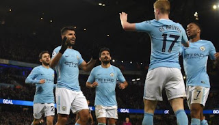 Manchester City vs Leicester City 5-1 Highlights