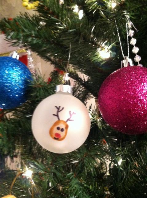 Testing Trendy 1 2 3 Homemade Christmas Ornaments