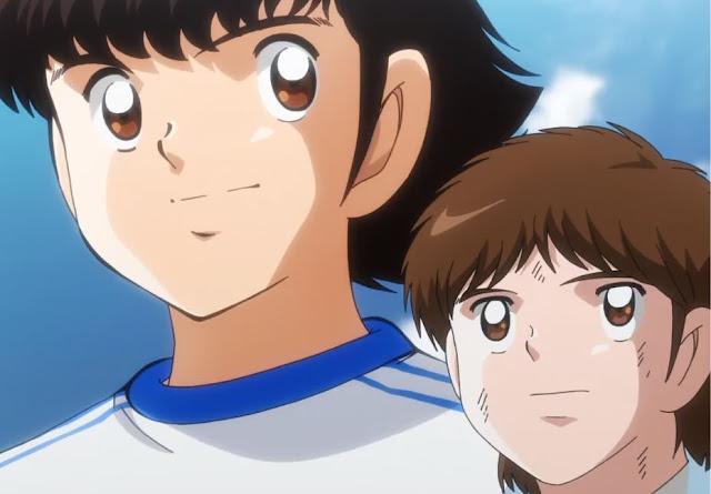 Captain Tsubasa 2018 Episode 34