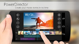 Download PowerDirector Pro versi 5.0.2(new) full Unlocked Mod APK terbaru[No Watermark-4k]2019