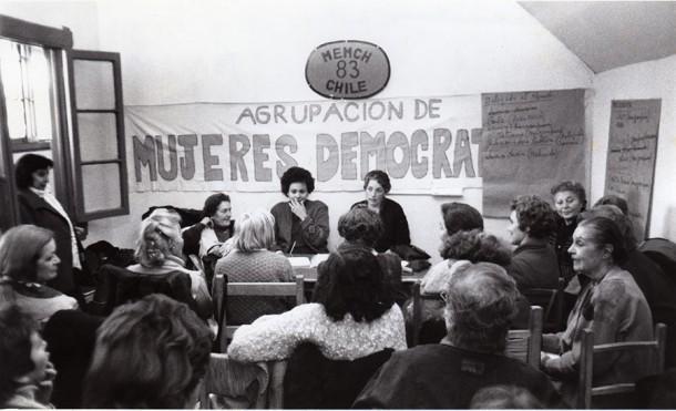 AMD (Agrupación de Mujeres Democráticas)