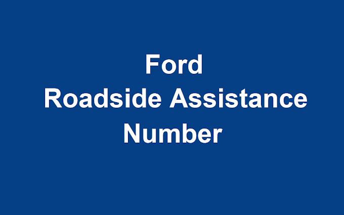 Ford Roadside Assistance Number  2021