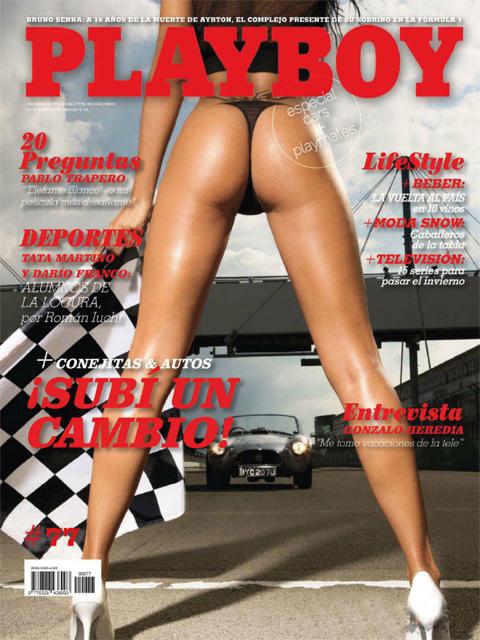 Playboy Argentina – Mayo 2012